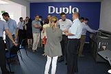 Pierwsze letnie spotkanie  firm Duplo i Xerox - relacja